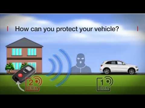 Car Key - Avoiding Keyless Theft