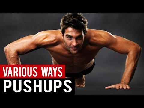 PUSH UPS!  (Hindi / Punjabi)