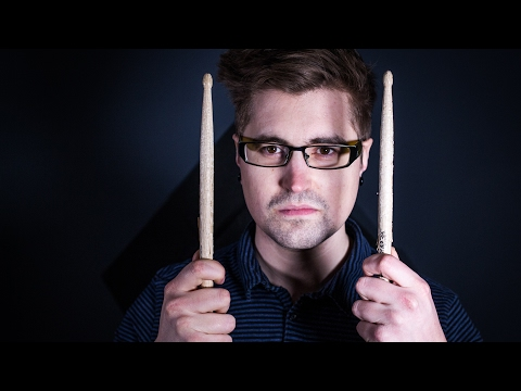 Why I Play Drums Open Handed