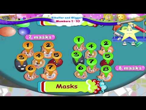 Learn Grade 1   Maths   Smaller and Bigger Numbers 1   10