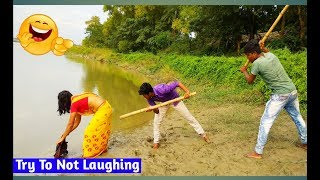 Must Watch New Funny😃😃 Comedy Videos 2019 - Episode 10 || Funny Ki Vines ||