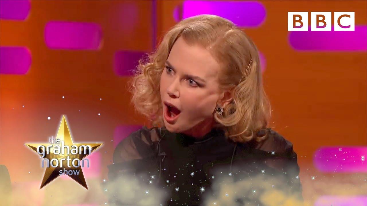 Meryl Streep and Nicole Kidman reveal their REAL birth names - The Graham Norton Show | BBC