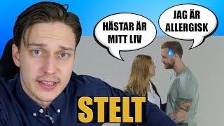 KÄRLEK VID FÖRSTA PUSSEN | Coolaste deltagaren!
