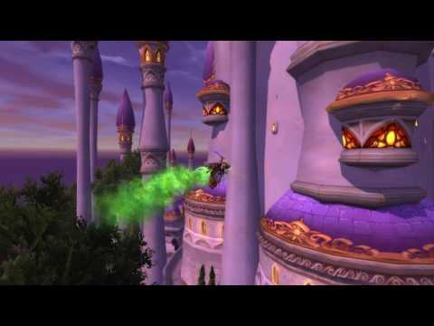 [HOW TO] Fly in WoW Legion! (7.0.3)