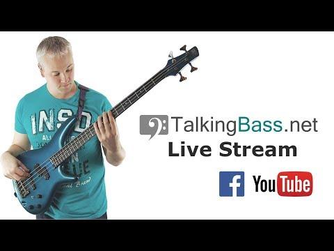 Talkingbass Live Stream