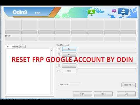 how to reset samsung frp google account by odin - PlayTunez World Of