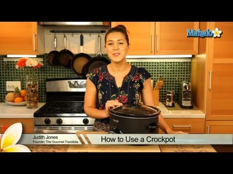 How to Use a Crockpot