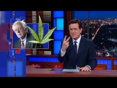 Bernie Only Smoked Pot Twice???