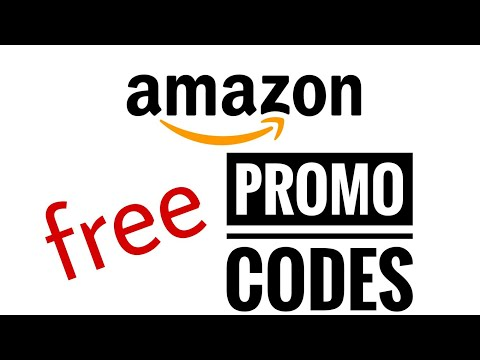 How to get Free Amazon Promo Voucher Codes on Amazon Affiliate 2018