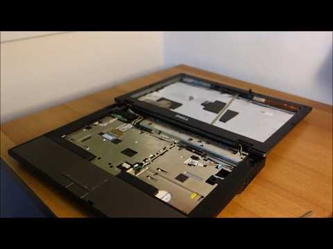 How to repair and upgrade a DELL Latitude E5410 laptop