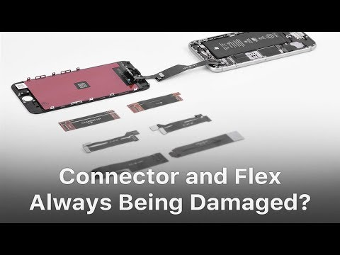 How to Solve Your Damaged Connector or Flimsy Flex Problem