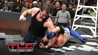 WWE TLC: Tables, Ladders and Chairs 2016: Relive all the action ONLY on WWE Network!