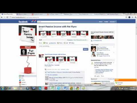 Facebook Page Upgrade - Photo Strip