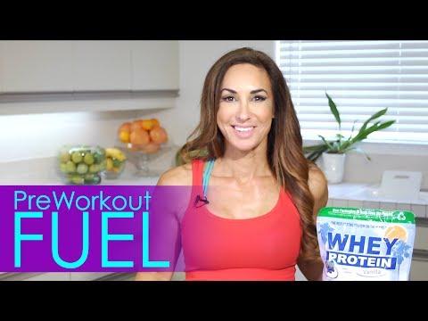 Best Pre-Workout Fuel   Natalie Jill