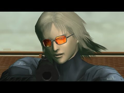 MGS2 - How to Defeat the Bosses Easier.