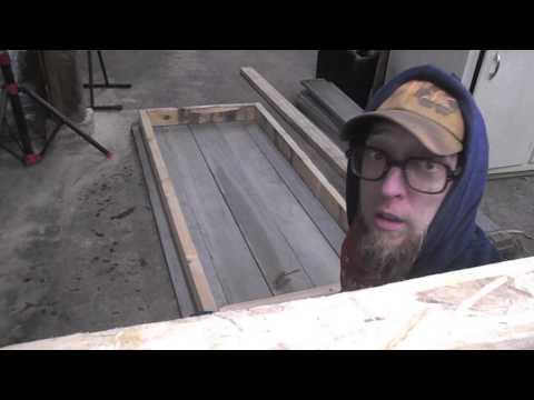 make a free reclaimed wood workbench ep. 4- tim sway perspectives