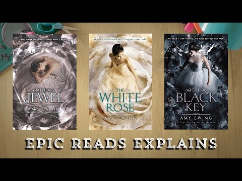 Epic Reads Explains | The Jewel Trilogy by Amy Ewing | Book Trailer