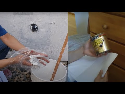 DIY: The Instant Clean Up After A Paint Job