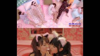 SNH48 vs AKB48 - Heavy Rotation (Sexual reference analysis)