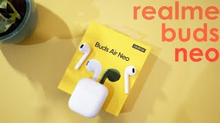 Realme Buds Air Neo Unboxing & Initial Review (Realme Airpods)