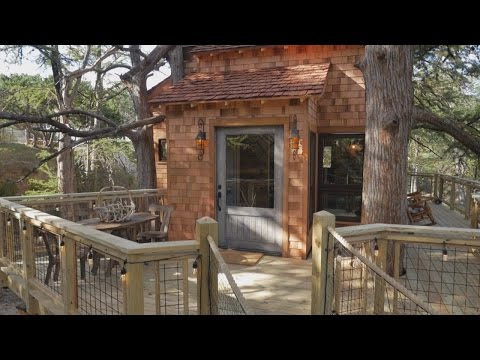 Behind the Build: Texas Sized Treehouse