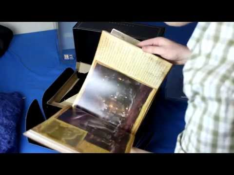 UNBOXING THE ELDER SCROLLS ONLINE IMPERIAL EDITION