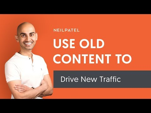 3 Steps to Driving More Website Traffic By Repurposing Your Blog Content