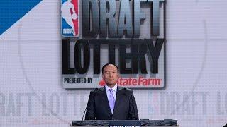 NBA Draft Lottery 2017   May 16, 2017