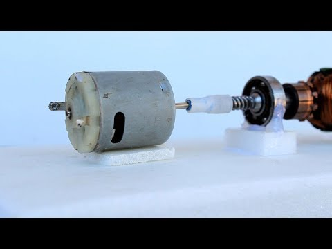 DIY Science Projects How to Make Emergency Generator