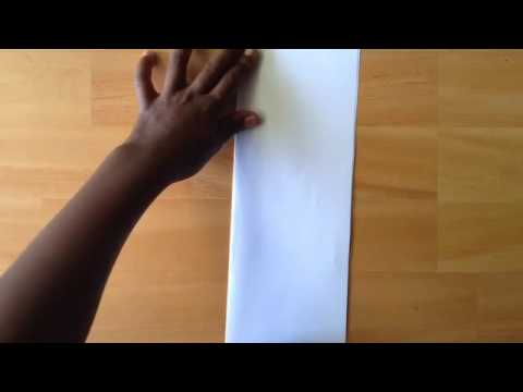 How To Make A Paper Card Case