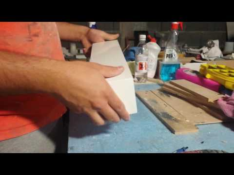 How to make a knife box