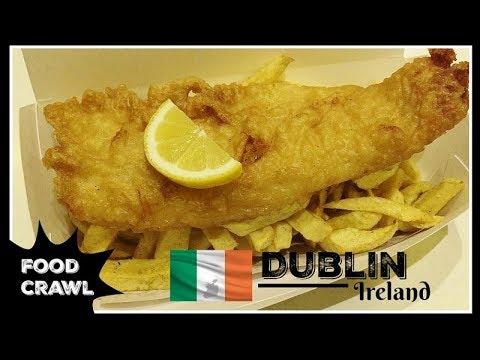 Dublin Food Crawl Famous Irish Food