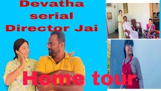 Devatha serial Swetha   jai Director devathA serial home tour 🥰💃🏻gonumakulapally Rayalaseema