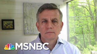Sheekey: 'President Is Clearly Ignoring' Keeping People's Livelihood Safe | Stephanie Ruhle | MSNBC