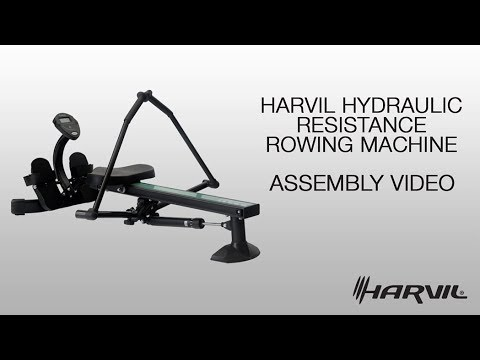 Assembly Video | Harvil Hydraulic Rowing Machine | Dazadi.com