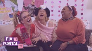 Diplomatic Dream Phone | Full Frontal on TBS