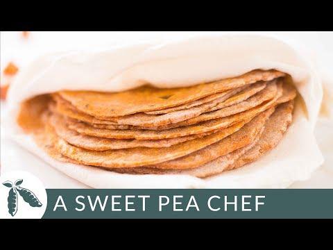 Sweet Potato Tortillas | Homemade Tortillas | A Sweet Pea Chef