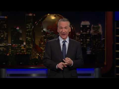 Monologue: The Trump Temp Agency   Real Time with Bill Maher (HBO)