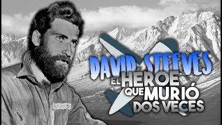DAVID STEEVES: EL HÉROE QUE MURIÓ DOS VECES ✈💀