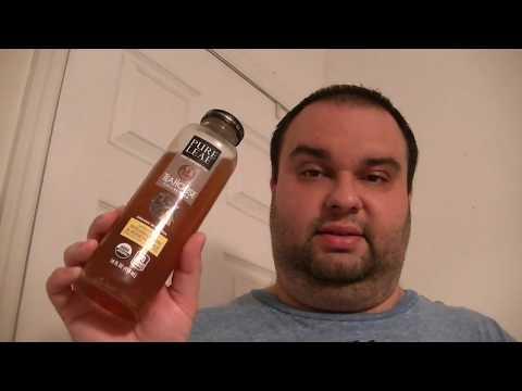 Food Review #97 Pure Leaf Tea House Collection Sicilian Lemon & Honeysuckle