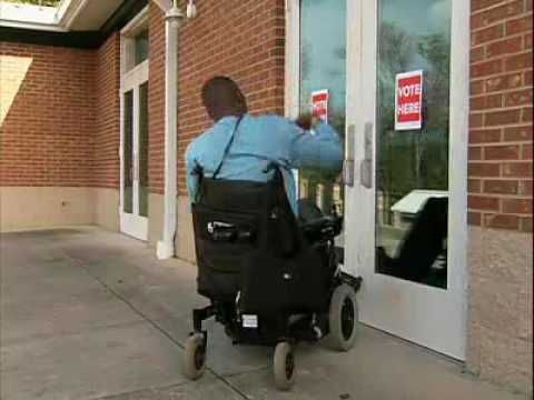 Polling Place Accessibility