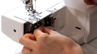 How To Load A Bobbin Sewing Machine