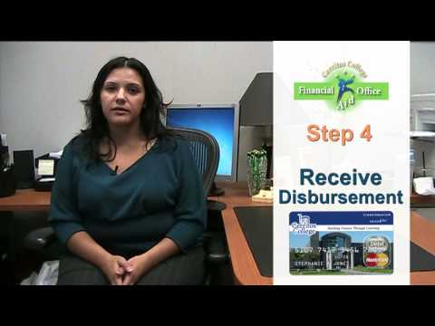 Cerritos College Financial Aid Department - The Application Process 2013