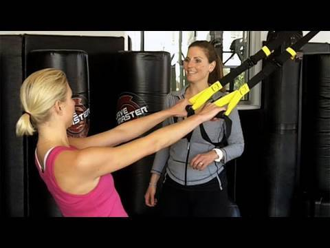 TRX bands, Exercise Routine : LifeExperiment