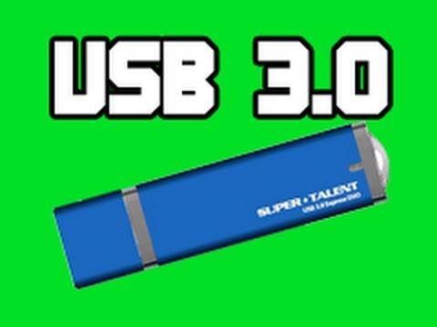 Super Talent USB 3.0  Flash Drive -Express Duo
