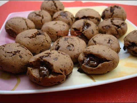 4 Ingredient Nutella Cookies - Recipe