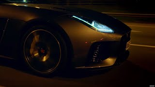 Race To Geneva In Jaguar F-Type SVR - Top Gear: Series 23 - BBC