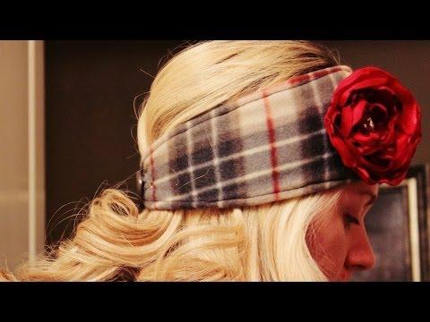 Fleece Headband Ear Warmer