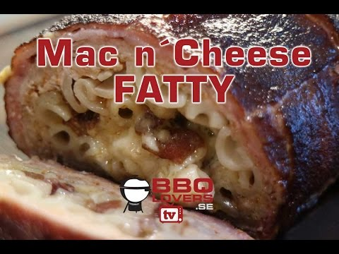 Mac n´ Cheese Fatty