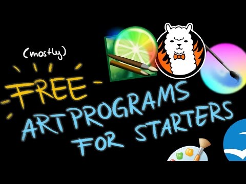Digital for stARTers [FREE Artprograms]